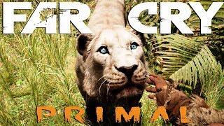 Приручаем ЯГУАРА и ЛЬВА - FAR CRY PRIMAL #2