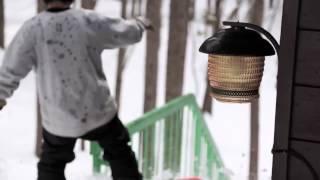 Synchronicity   HYWOD   OFFIICAL TEASER   SNOWBOARD
