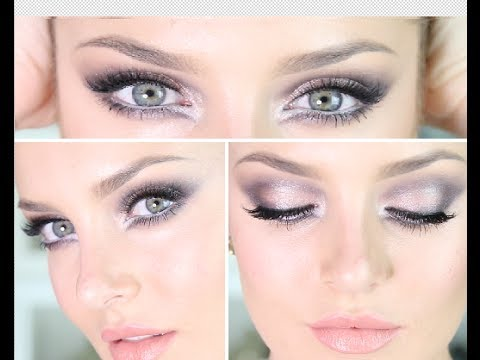 Sexy & Exotic Purple Smokey Eye Tutorial!