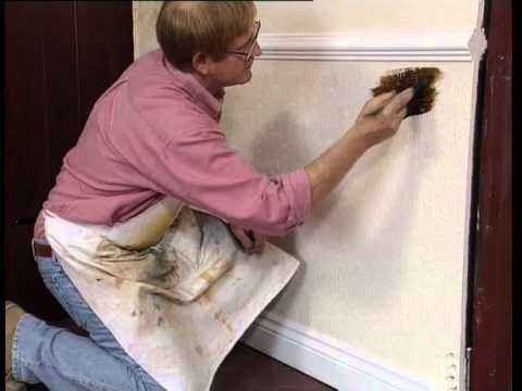how-to antiquing with acrylic scumble glaze by Polyvine
