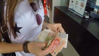 видео Колесо обозрения в Сингапуре (Singapore Flyer)