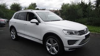 Review: 2015 Volkswagen Touareg R-Line