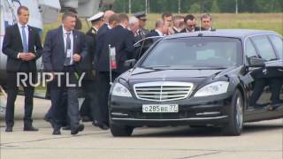 Finland: Putin helicopters into Savonlinna ahead of meeting with Finnish president