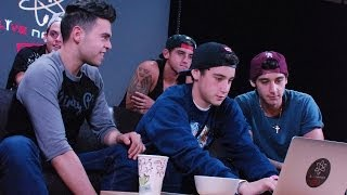 The Janoskians hit reddit!