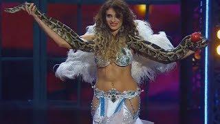 Samira Zopunyan - Snake Belly Dance / Самира Зопунян - Змеиный танец живота