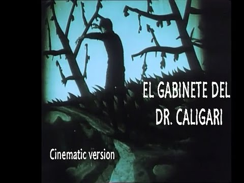 The Cabinet of Dr. Caligari (Robert Wiene 1920) - Cinematic version - UltraExpressionist soundtrack