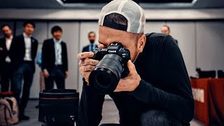 This is NOT a video about the Canon EOS R5
