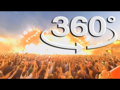 Tomorrowland 2016 360 VR Aftermovie 4K