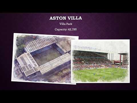 English Premier League Stadiums [Emirates Stadium, Old Trafford, Anfield, Stamford Bridge]