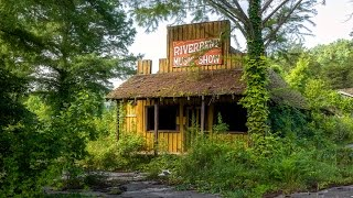 Dogpatch USA - Abandoned Theme Park