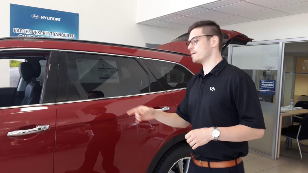 Vincent Goulet, Conseiller Automobile Nous Présente Le