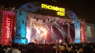Video Superman is Dead - Jadilah Legenda (live at Synchronize Fest 2018) download MP3, 3GP, MP4, WEBM, AVI, FLV Oktober 2018