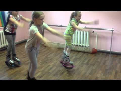 """Kangoo Jumps"" Kostroma,Russia.Creative & Dance studio"