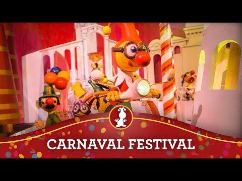 Carnaval Festival - Efteling Onride