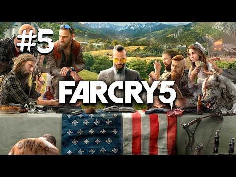 Farcry 5 🔴   #5   Read description!