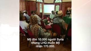 Những con số về người tị nạn