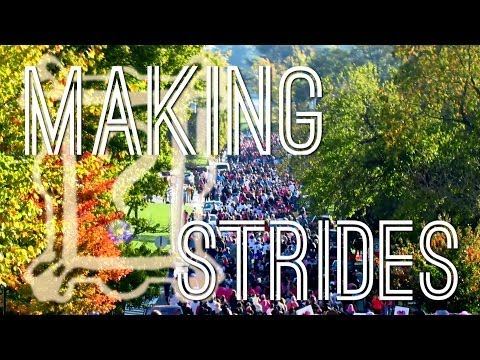 Breast Cancer walk from YouTube · Duration:  35 seconds