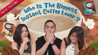 Can We Tell Instant Coffee Apart?   Taste Testers   EP 118