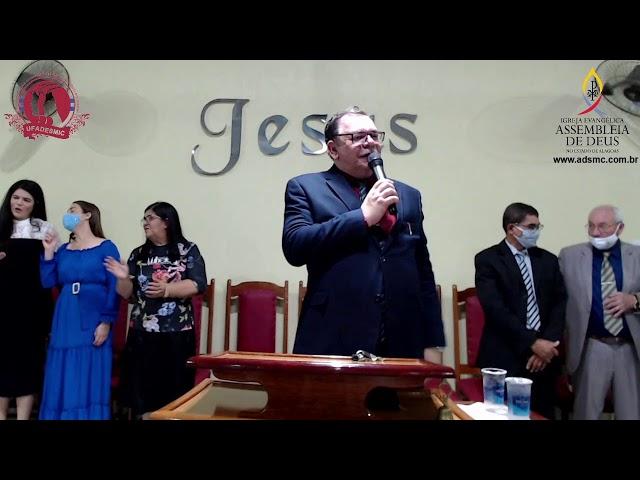 9º Congresso UFADESMIC - 3º Dia | AD São Miguel dos Campos/AL - 15/02/2021.