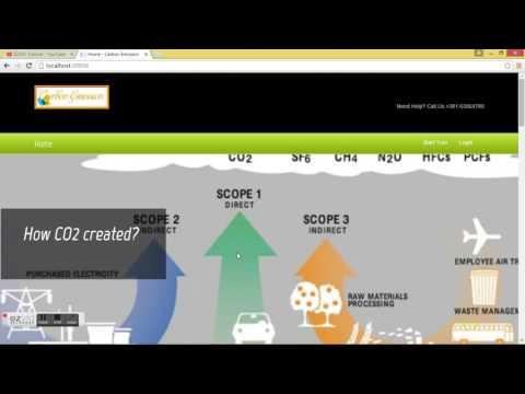 Calculate Carbon Emission