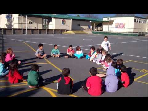 maori counting game finished