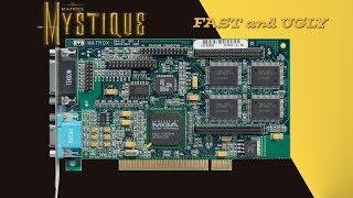 Worst Game Graphics Cards - Matrox Mystique 220