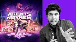 Agents of Mayhem: An Okay Game That Just...Exists