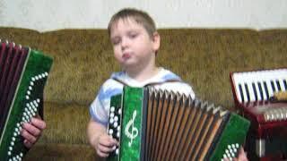Гомольский Ваня 5 лет