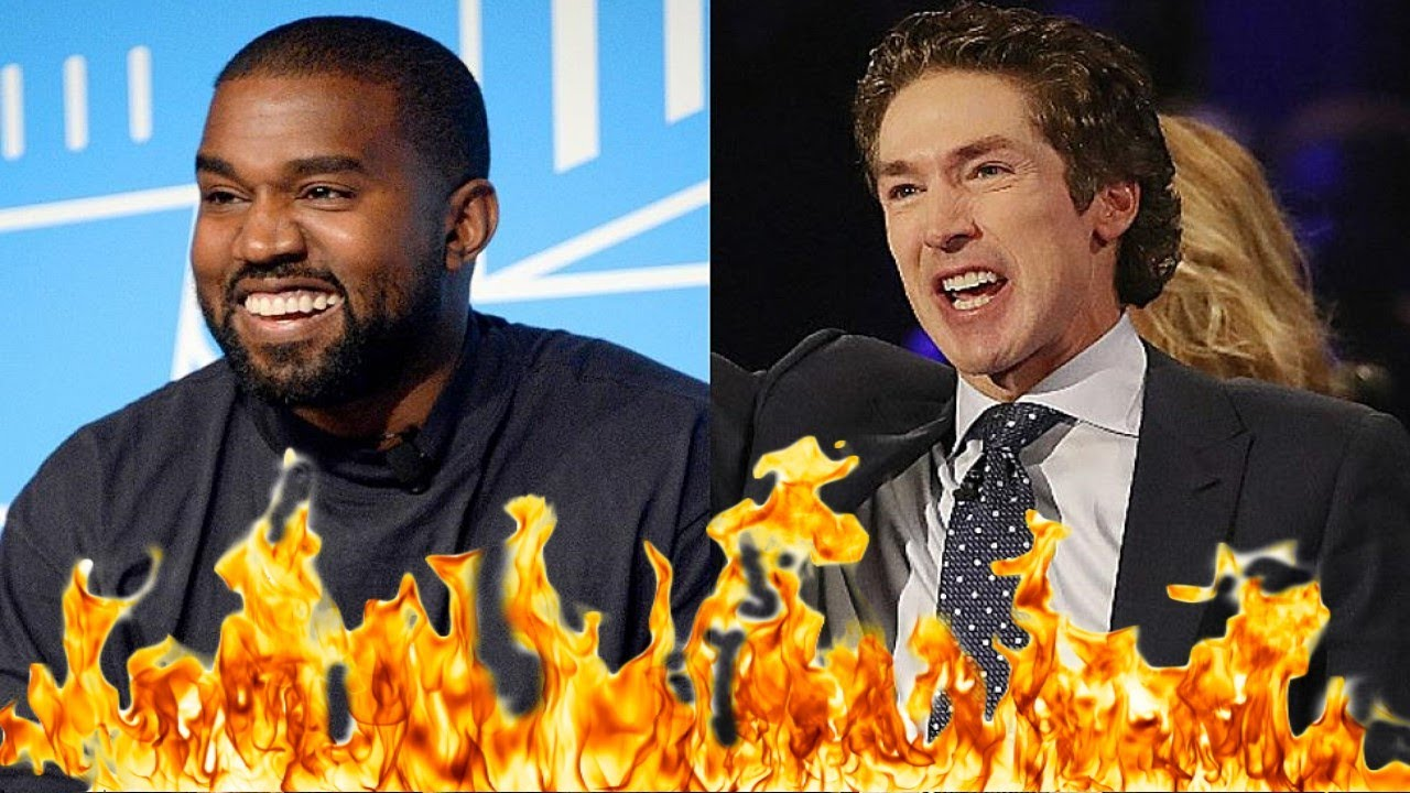 Kanye West & Joel Osteen: A Match Made in HeII