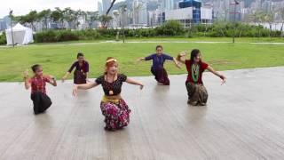 Kammar mathi patuki dance - Choreography by Sona Lawati