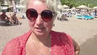 Отдых в Турции Мармарис 2020 Сентябрь Море Пляж Набережная Ичмелер НЕ ПРОДАЛИ ЛЕЖАК за 200 руб