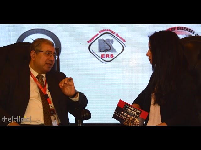 الأستاذ الدكتور ياسر خفاجي يتحدث عن أعراض و علاج التهبات الجيوب الأنفية