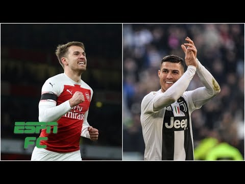 Aaron Ramsey linked with move from Arsenal to Juventus | Transfer News