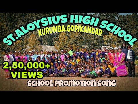 New Santhali Video Song 2019-2020 |Stephan Tudu | St. Aloysius School Promotion Song