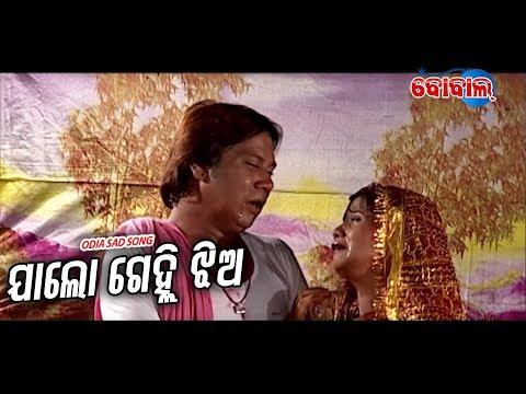 Sad Song - Jalo Gelhi Jhia || ALBUM- Bivha || Umakant, Mani & Sanju || SARTHAK MUSIC