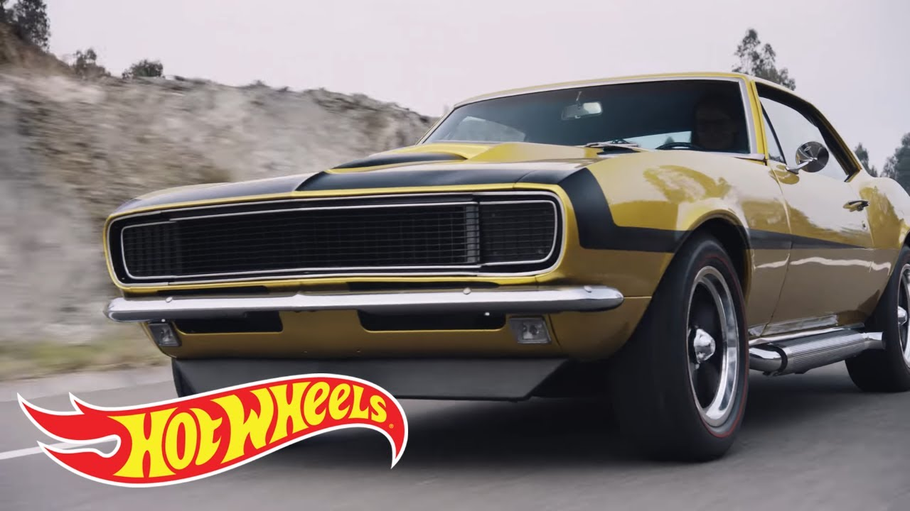 The Drive Commercial | Challenge Accepted! | Hot Wheels - The Drive Commercial | Challenge Accepted! | Hot Wheels