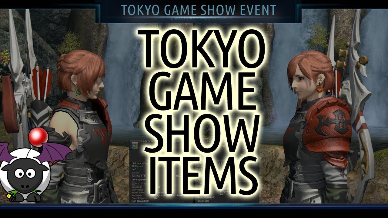 Tokyo Game Show Items Bomb Earrings & Cactuar Earrings ...