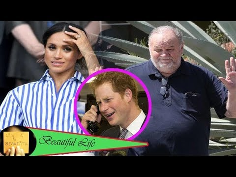 Prince Harry demanded a divorce from Meghan Markle after a telephone conversation with Father Thomas