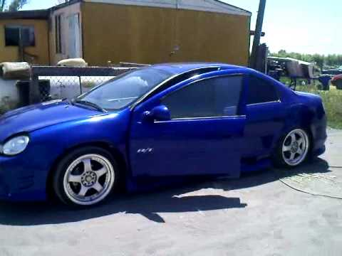 Custom Dodge Neon Youtube