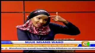 Mjue Msanii Wako Nyasuguta