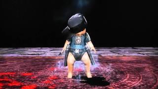 MK9 All Babalities (including Kratos, Kintaro, Goro and Shao Kahn) thumbnail