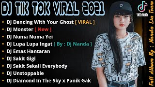 Download lagu DJ TIKTOK TERBARU 2021 - DJ DANCING WITH YOUR GHOST FULL BASS TIK TOK VIRAL REMIX TERBARU 2021