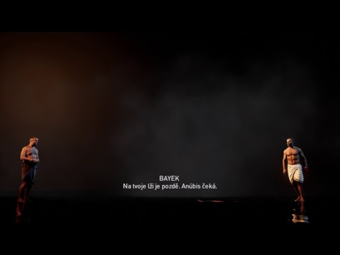 "#50 Platinum   Assassin's Creed: Origins  ""Complete 100% Playthrough""   SVK/CZE/ENG"