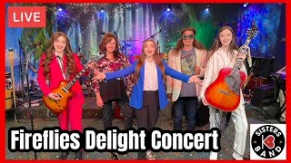 K3 Sisters Band LIVE - Fireflies Delight Concert 7/17/21
