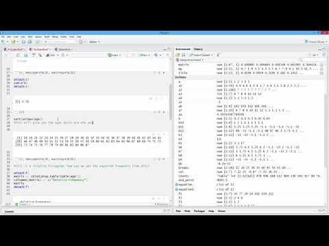 How To Get The Expected Value By Calculating X * P(x) In R. [HD]