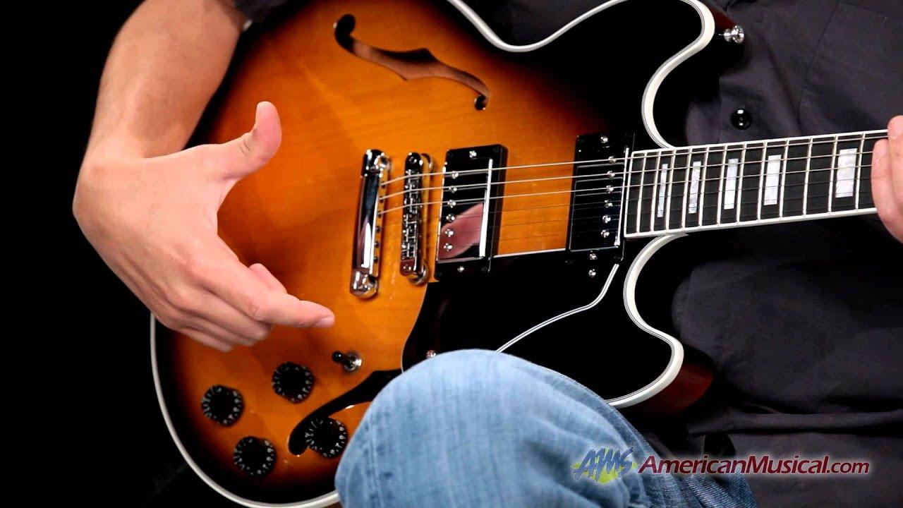 gibson midtown custom electric guitar gibson midtown custom youtube. Black Bedroom Furniture Sets. Home Design Ideas