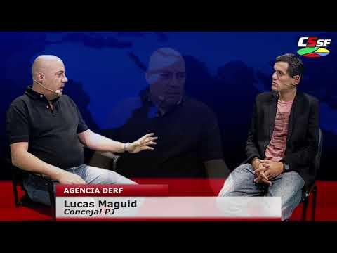 Lucas Maguid: En política hay que construir desde las coincidencias