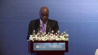Vietnam Global Education Dialogue 2013 - Douglas Barnes