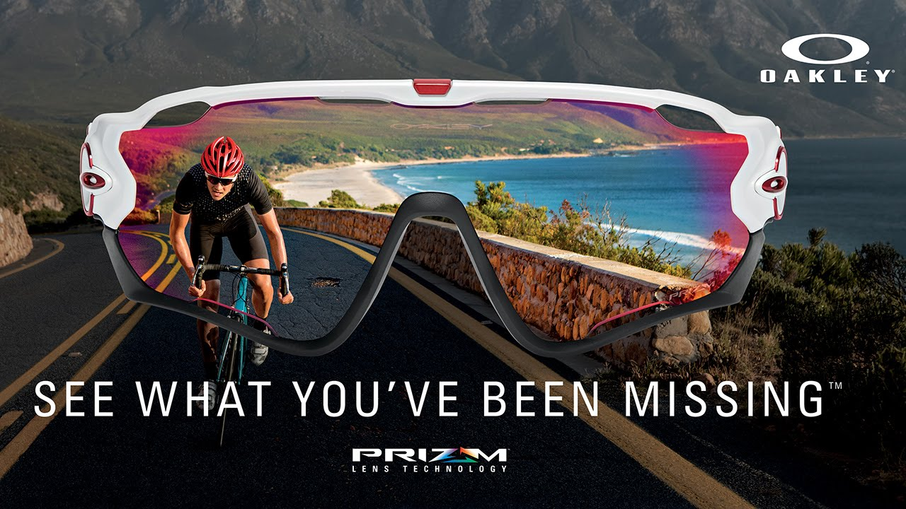oakley prizm road lenses