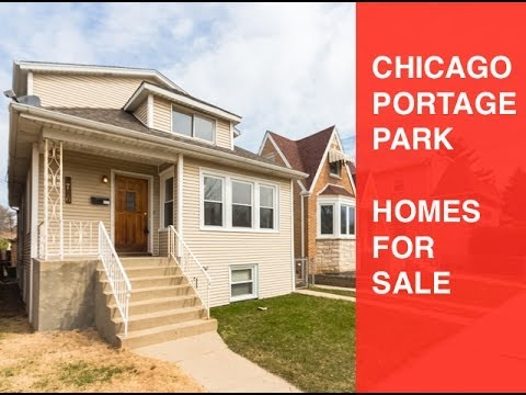 Homes for sale in chicago portage park neighborhood youtube for Chicago house for sale